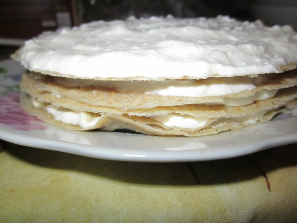 рецепты ажурных блинчиков с фото