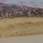Диетический торт Баунти